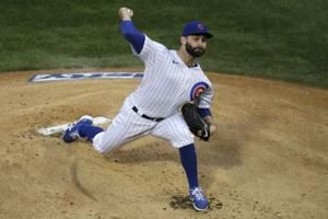 Behind Chatwood, 3 homers, Cubs beat Pirates