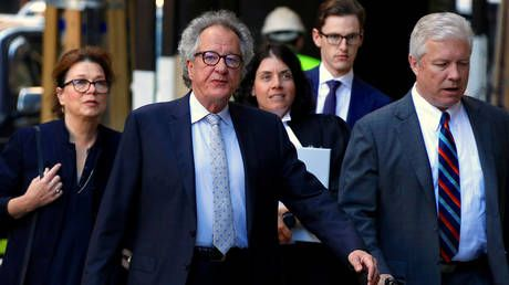 Actor Geoffrey Rush wins record US$1.9mn in Daily Telegraph MeToo defamation case