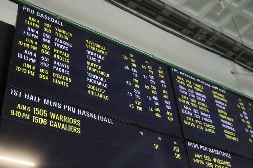 Here's hoping New Jersey doesn't screw up its first day of sports betting