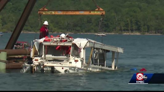 Friday marks anniversary of Branson duck boat tragedy