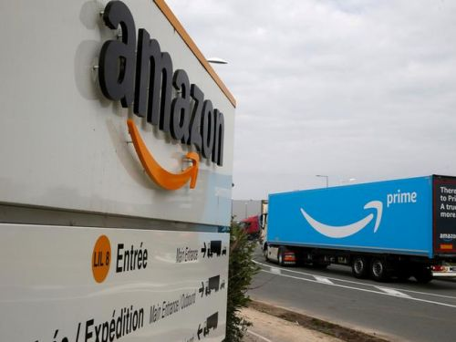 Amazon is scrambling to find truck drivers, and now forced to turn to the big trucking firms it has previously shunned