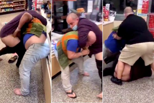 Florida man loses pants, boxers in wild Wawa fight