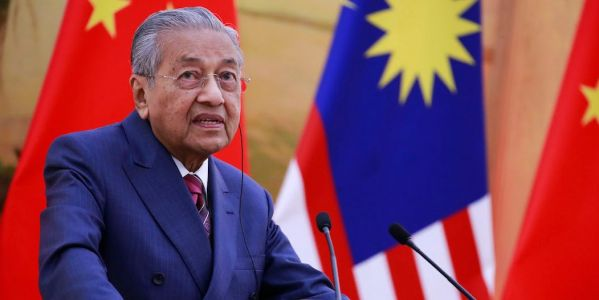 Malaysia has axed $22 billion of Chinese-backed projects, in a blow to China's grand plan to dominate world trade