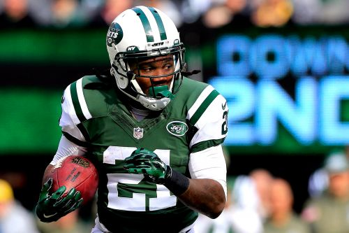 Chris Johnson's big NFL regret was signing with the Jets
