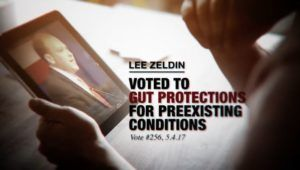 Second DCCC TV Ad Reminds Voters of Zeldin's Failures During the Pandemic