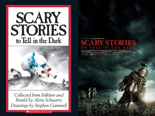 Everything you need to know about the 'Scary Stories to Tell in the Dark' movie adaptation coming this year