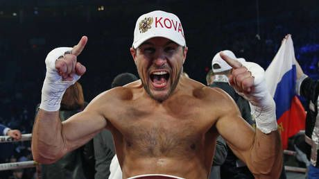 Krushed! Champion Sergey Kovalev KOs Anthony Yarde in the 11th to retain WBO world title in Russia