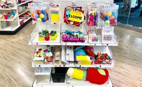 The 'Teacher Prep Event' at Target is real