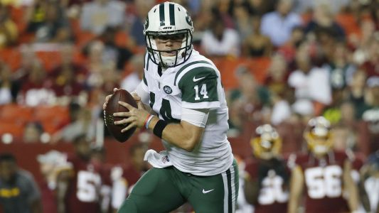 Jets GM talks 'unflappable' Sam Darnold, Teddy Bridgewater trade
