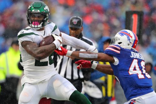 Le'Veon Bell's 'disappointing' first Jets season gets worse