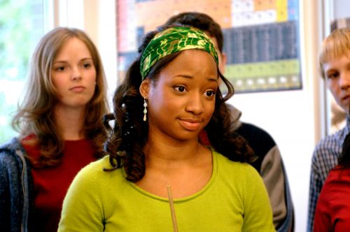 Monique Coleman says 'High School Musical' crew styled black hair 'poorly'