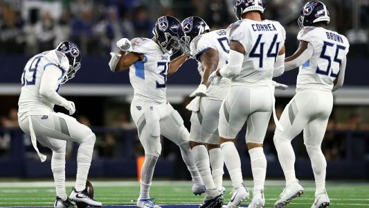 Kevin Byard fined $10,026 for celebration on Cowboys star