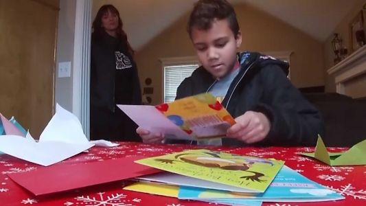 Girl with special needs had just one request for her birthday