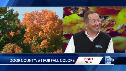 Door County voted No. 1 destination for fall colors