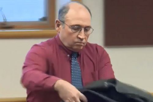 Former principal pleads guilty to videotaping underage girls