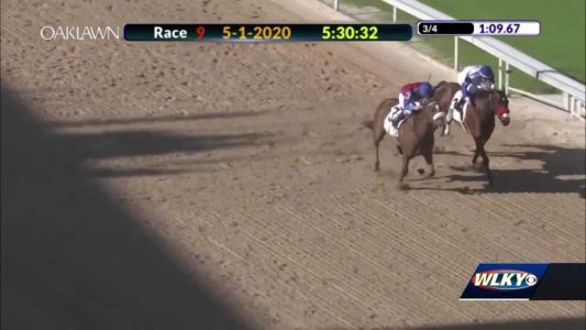 Swiss Skydiver already making history ahead of Blue Grass Stakes