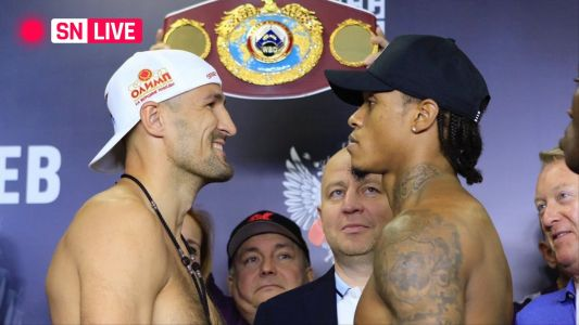 Sergey Kovalev vs. Anthony Yarde results: Kovalev survives scare, stops Yarde to retain WBO title