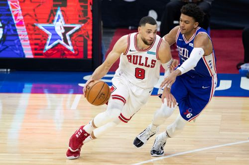 Zach LaVine selected as reserve for 2021 All-Star Game in Atlanta, becoming first Chicago Bulls player to appear in the showcase since Jimmy Butler