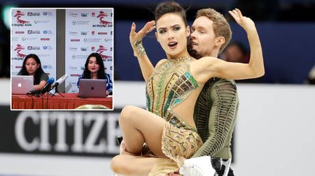 'It's terrible': Team USA ice stars condemn China for 'human rights violations regarding the Muslims' over Uyghur controversy