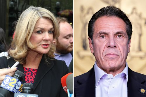 Cuomo accuser Karen Hinton says governor fears 'truth' the most