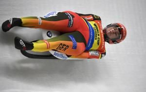Eggert-Benecken win another World Cup doubles luge race