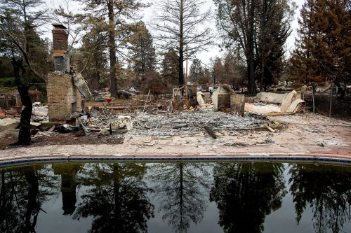 Cancer-causing chemical found in water where California wildfires occurred