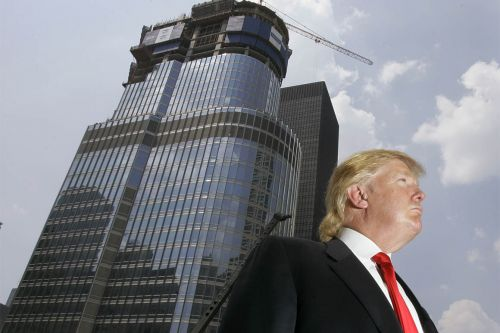Poll: Voters still see Trump as a successful businessman