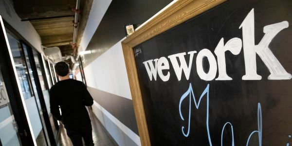 Read the leaked email from WeWork's chairman telling employees that layoffs will begin 'in earnest' this week