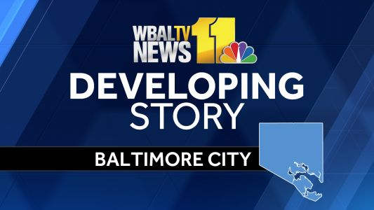 Baltimore City Firefighters respond to house fire in Northwest Baltimore