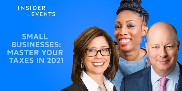 JOIN US ON MARCH 2: How small businesses can master their taxes in 2021