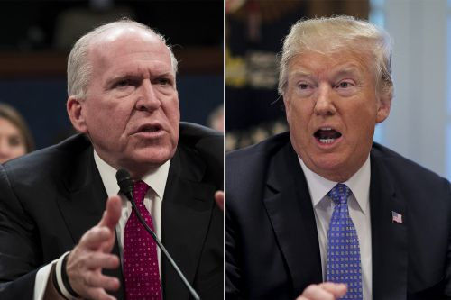 Brennan blasts Trump's no collusion claims as 'hogwash'