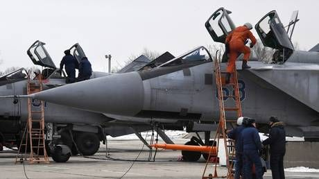 Think you can't afford a fighter jet? This Russian official sold 4 MiG-31s at $2 each & avoided prison for years