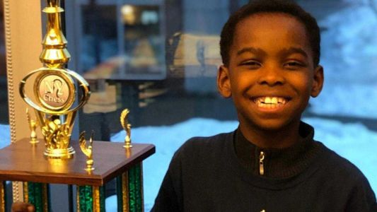Chess victory is ticket out of shelter for 8-year-old boy