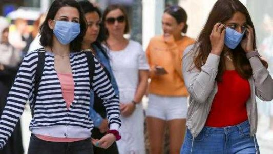 Medical expert explains how coronavirus moves through the air beyond coughing
