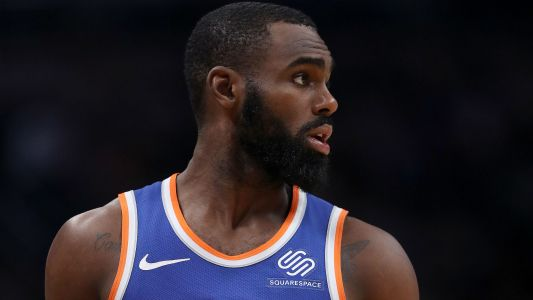 Mavericks' Tim Hardaway Jr. has leg surgery
