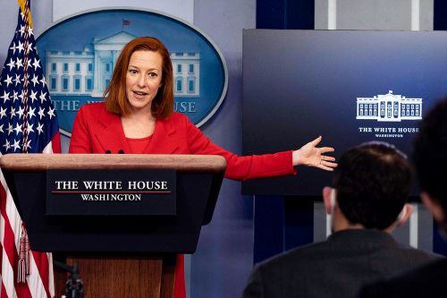 Psaki punts question about Dr. Seuss being left out of reading proclamation