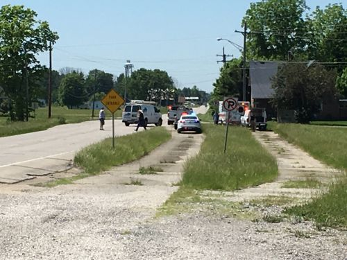 Motorcyclist killed in Harrison County accident