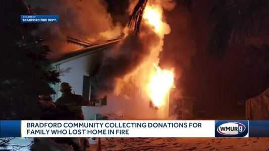 Bradford community comes together for family who lost everything in fire