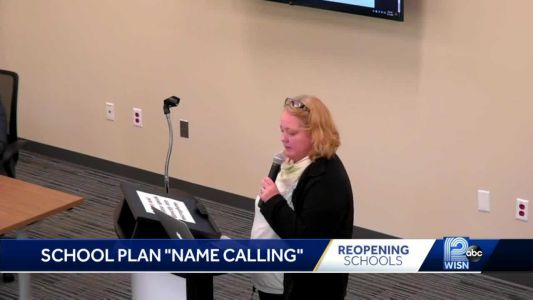 Board members, teachers targets of name-calling in back-to-school talks