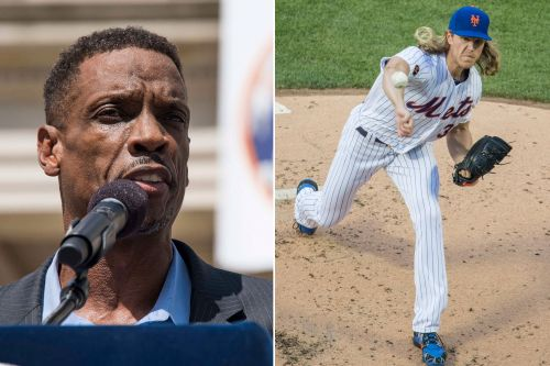 Dwight Gooden says Mets' best bet for future isn't Jacob deGrom