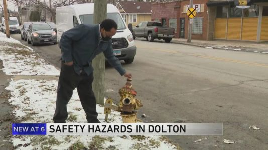 Andrew Holmes hopes to improve Dolton's infrastructure in mayoral bid