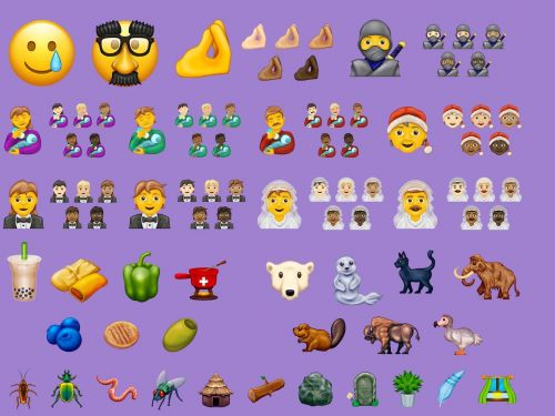 These are all the new emoji coming to the iPhone in the next iOS update