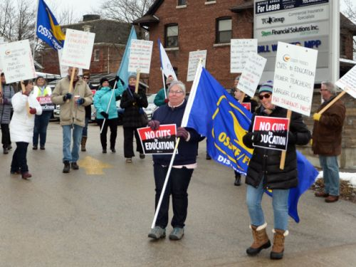 Randall Denley: Ontario PCs' modest education plan will still be seen as radical by unions