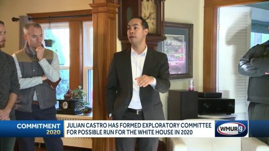Julian Castro forms exploratory committee for possible 2020 presidential run