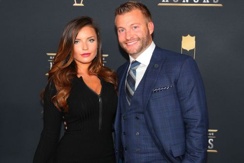 Sean McVay dropped around $100K on model girlfriend's engagement ring