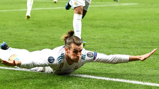 Champions League final 2018: Real Madrid wins third straight title as Gareth Bale makes history