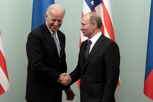 Biden called Putin to discuss his 'malign actions,' Navalny, Psaki says