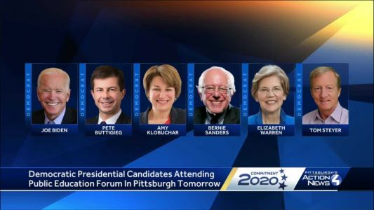 Top Democratic candidates to attend Pittsburgh schools forum