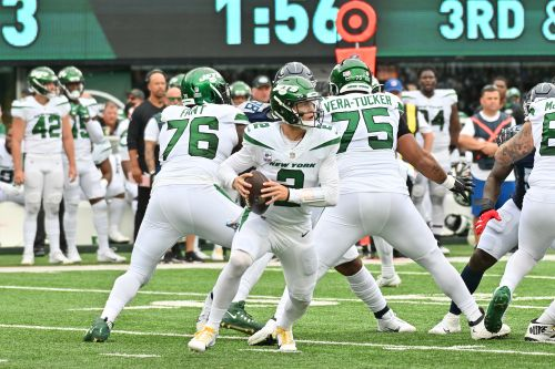Not much has gone right for Jets entering bye week