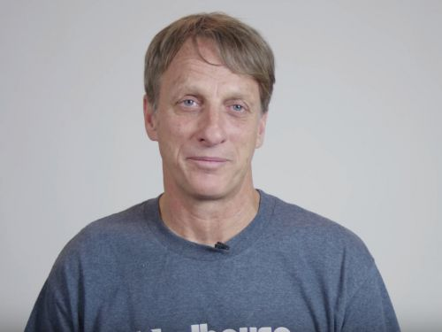 Skateboarding legend Tony Hawk talks Olympics, skate culture, being a father, and influence on the sport